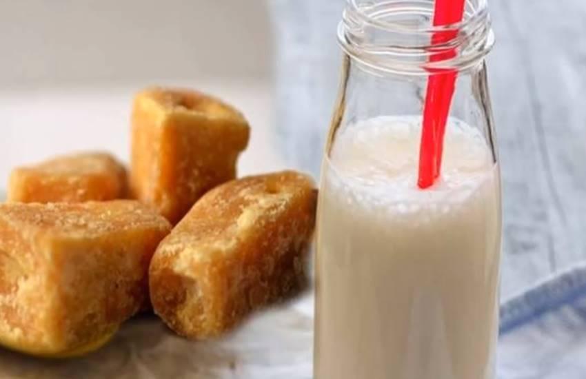 Milk & Jaggery